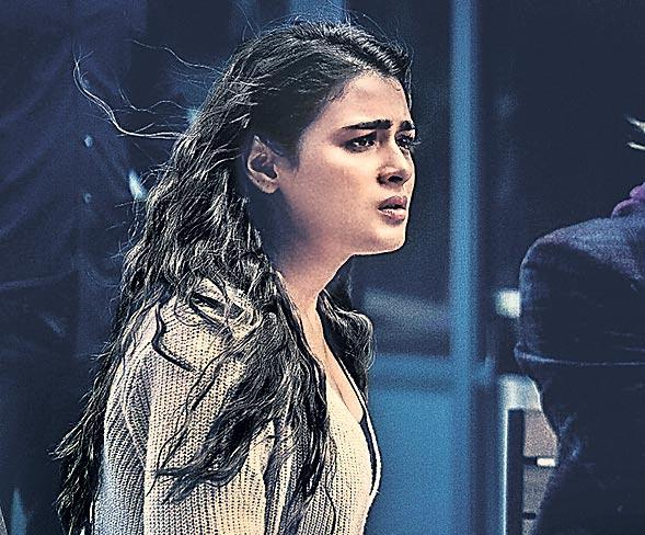 Shalini Pandey is first look from the Anushka Shetty starrer is intriguing - Sakshi