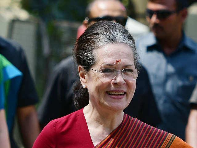 Sonia Welcomes Supreme Court Orders On Trust Vote - Sakshi