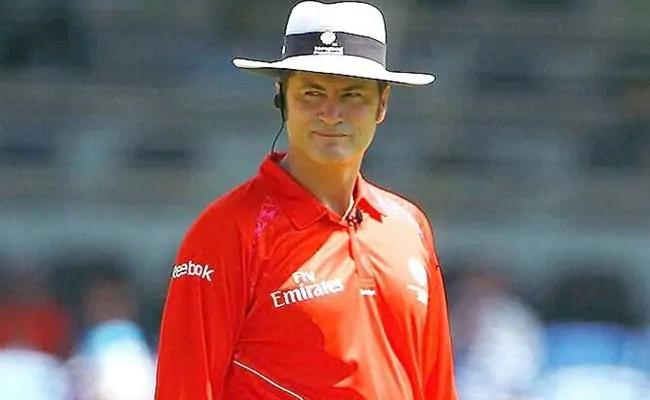 Taufel Says No Indian in ICCs Elite Panel of Umpires - Sakshi