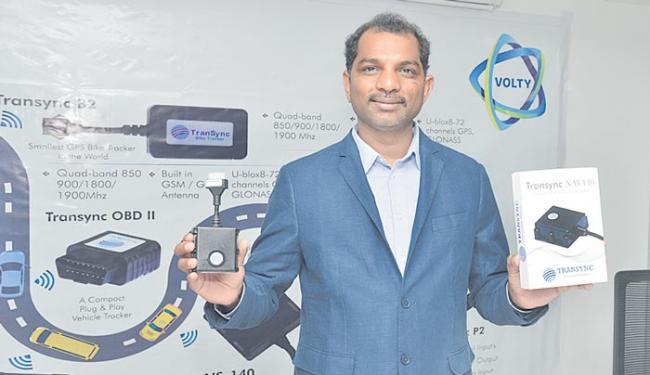 Volty IoT to set up mfg plant in Andhra Pradesh - Sakshi