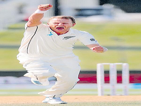 New Zealand Won The Test Match Against England - Sakshi