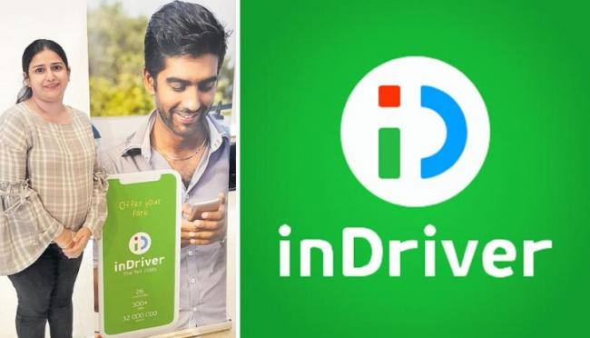 InDriver services Launch in hyderabad - Sakshi
