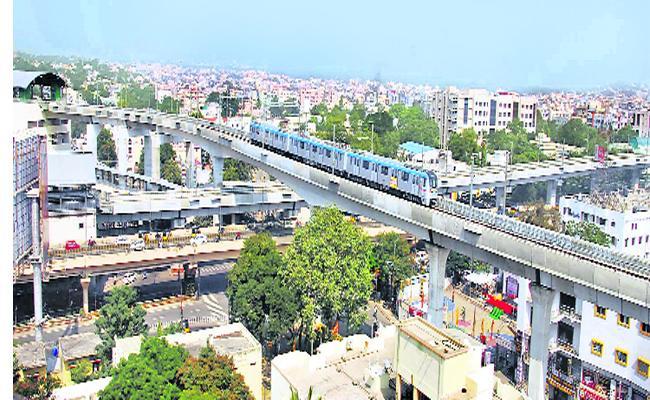 JBS To MGBS Metro Rail Ready Available - Sakshi