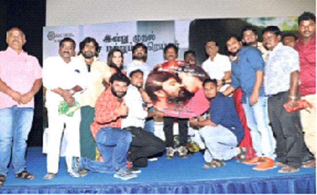 Film Producer K Rajan Slams Hero Vishal - Sakshi