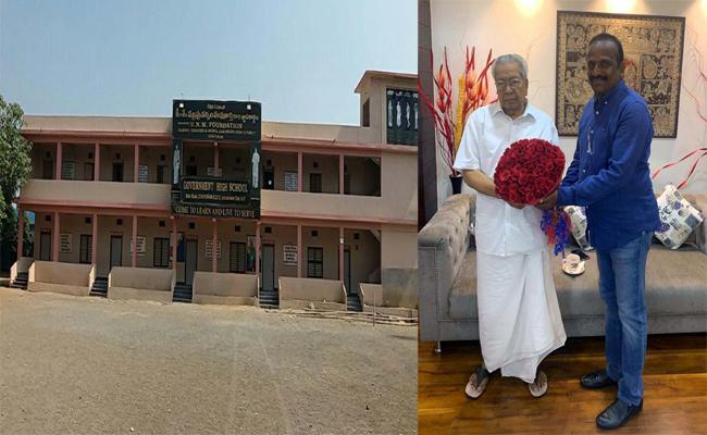 Special Story About Ichapuram Government High School In Srikakulam - Sakshi