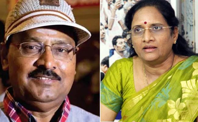 Take Severe Action On Bhagyaraj over Comments on Women, Says Vasireddy Padma - Sakshi