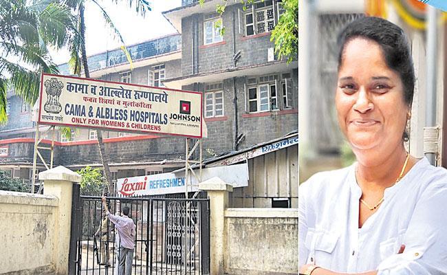 Anjali Kulthe Saved 20 Pregnant Womens - Sakshi