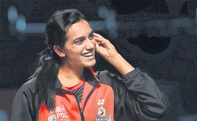 PV Sindhu And Tai Tzu Ying Fetch Joint Highest Rs 77 Lakh - Sakshi