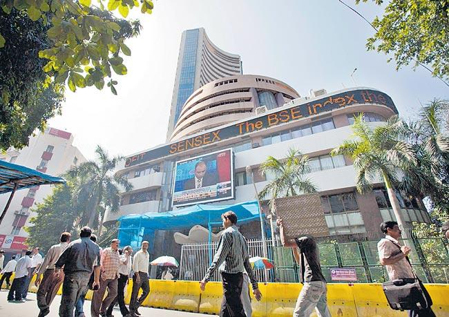 Sensex, Nifty rise to end at record closing highs - Sakshi