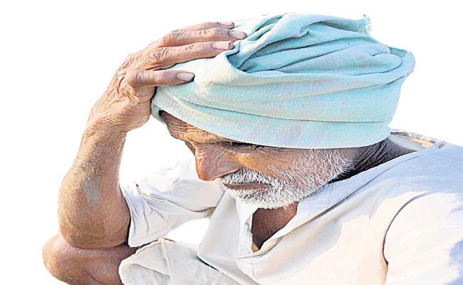 Past Chandrababu Government that Cheated Amaravati Farmers the way - Sakshi