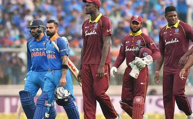 India vs West Indies 1st T20I Shifted To Hyderabad - Sakshi