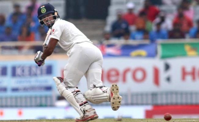 Saha Expects Recovery In Five Weeks After Finger Surgery - Sakshi