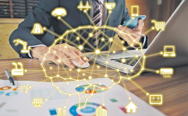 Telangana To Help Niti Aayog in Formulating Guidelines Artificial Intelligence Norms - Sakshi