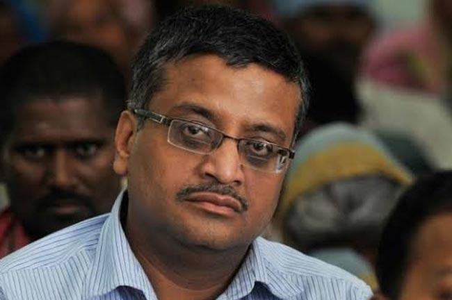 IAS officer Ashok Khemka gets transferred again - Sakshi