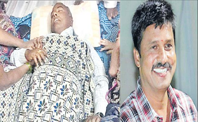 Two Persons Dead With Dog Attack - Sakshi