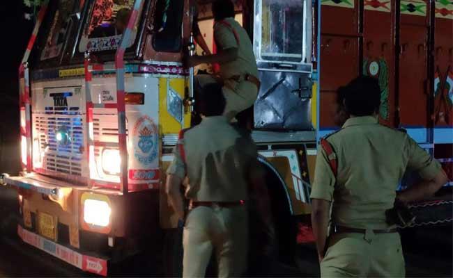 Madhya Pradesh Danger Gang Arrested In Kurnool District - Sakshi