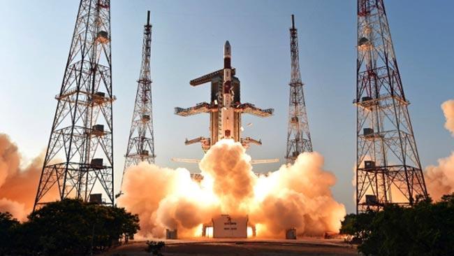 Isro successfully launches CARTOSAT-3 from Sriharikota - Sakshi