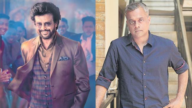 Superstar Rajinikanth to team up with Gautham Menon next Film - Sakshi