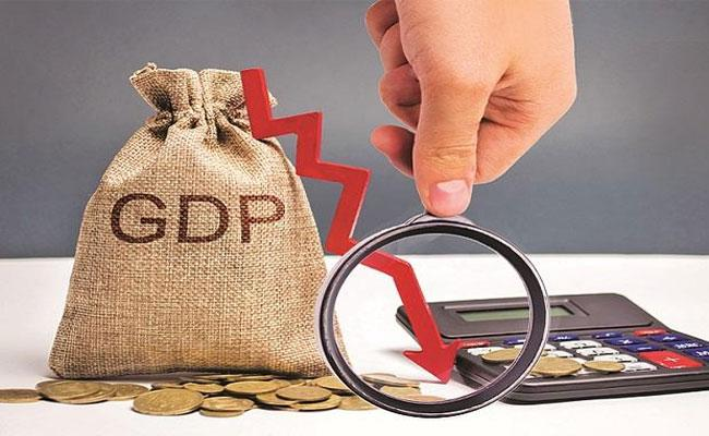 Reuters Poll Estimates India GDP May Sink To 4.7 Percentage  - Sakshi
