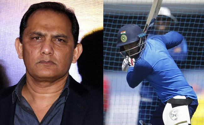 Azharuddin Ducks Questions On Ambati Rayudu - Sakshi