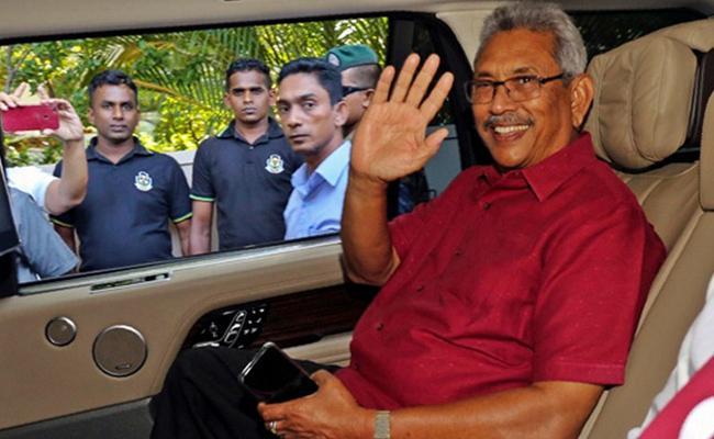 Editorial On Sri Lanka President Gotabaya Rajapaksa India Tour - Sakshi
