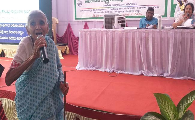 Singareni Environmental Referendum In Mancherial - Sakshi