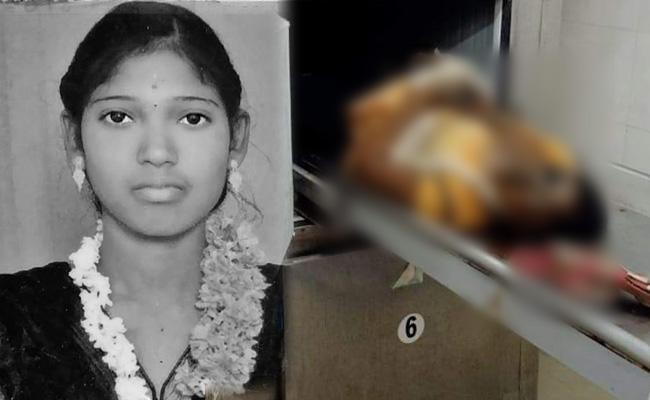Girl From Kancheepuram Found Dead - Sakshi