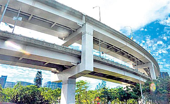Double Decker Flyovers Coming soon In Hyderabad - Sakshi