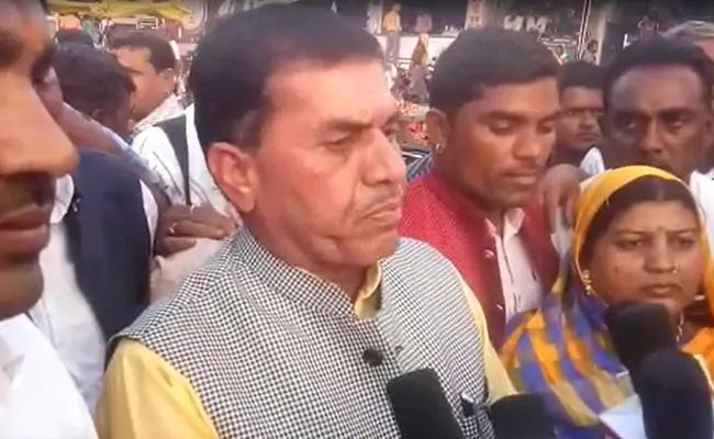 I Will Burn Sadhvi Pragya Alive : Congress MLA - Sakshi