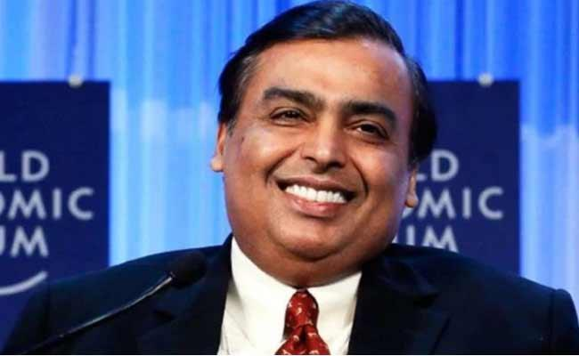 Reliance Industries Is Indias First Firm To Cross Rs 10 Lakh Crore Market Cap - Sakshi