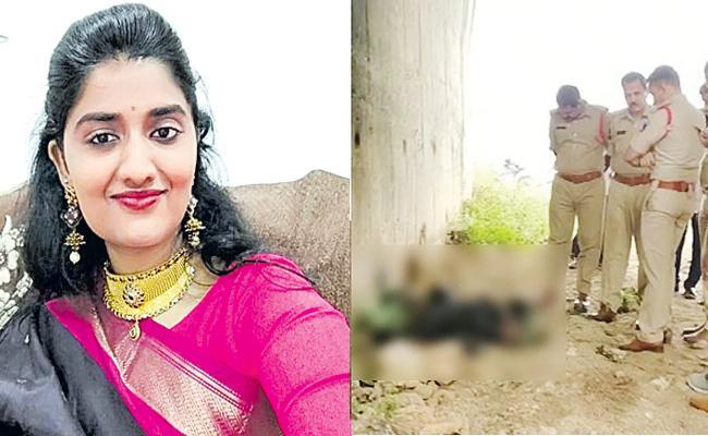 Priyanka Reddy Brutally Murdered And Burnt At Shadnagar Hyderabad - Sakshi