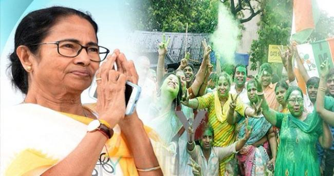 West Bengal bypolls see clean sweep for ruling TMC - Sakshi