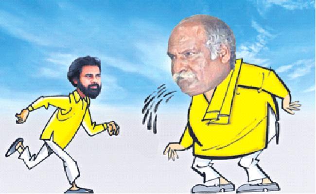 Pawan Kalyan To Undertake Long March In Visakhapatnam - Sakshi
