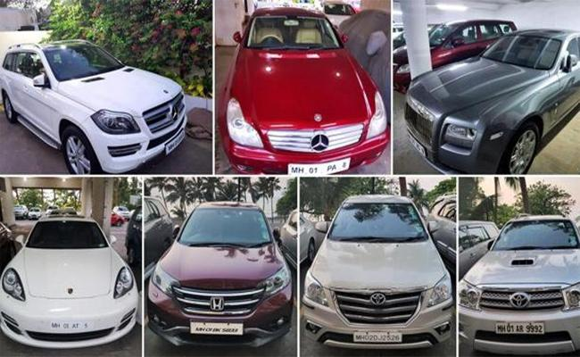 13 Cars Linked To Nirav Modi To Be Auctioned On November 7th - Sakshi