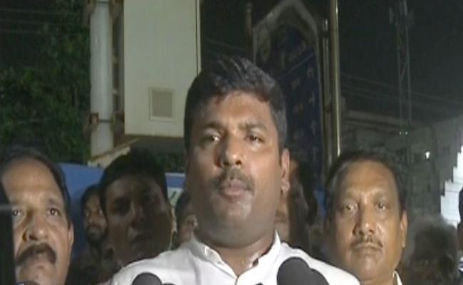 MLA Gudivada Amarnath Fires On Pawan Kalyan - Sakshi