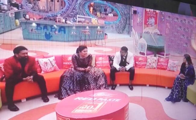 Srimukhi, Rahul Sipligunj, Baba Bhaskar Are Top 3 Contestants of Biggboss 3 Telugu - Sakshi