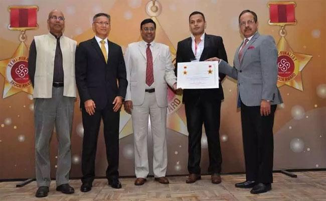 AP Police Get Nine SKOCH Awards - Sakshi