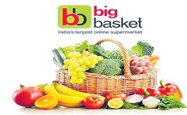 BigBasket Loss Widens To Rs 348 Crore In FY 2019 - Sakshi