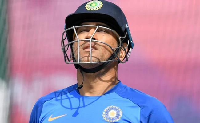 Dhoni's Future In Cricket Cannot Be Discussed On Public Ganguly - Sakshi