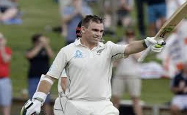 Latham's Unbeaten Century Against England In Second Test Match - Sakshi