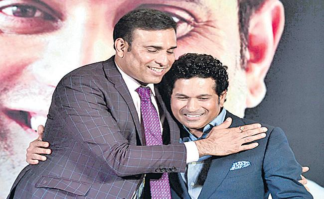 Sachin Tendulkar, Laxman Back To CAC - Sakshi