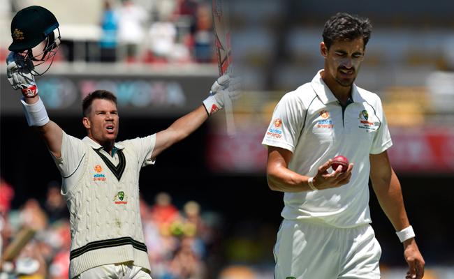 Australia's Domination Continues In Day And Night Tests - Sakshi