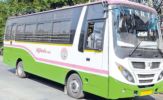 Telangana Government Plans to Hike Bus Charges - Sakshi
