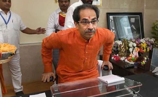 Uddhav Thackeray Govt Win In Floor Test - Sakshi
