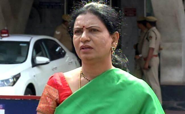 BJP Leader DK Aruna has Demanded on the Government to Protect Women - Sakshi