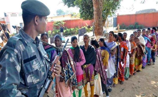 Jharkhand Assembly Polling Updates despite Maoist Threat - Sakshi