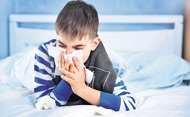 A Type Of Skin Infection Caused By A Virus - Sakshi