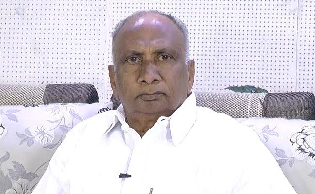 Former MLA Chadalavada Jayaram Babu dies at 72 - Sakshi
