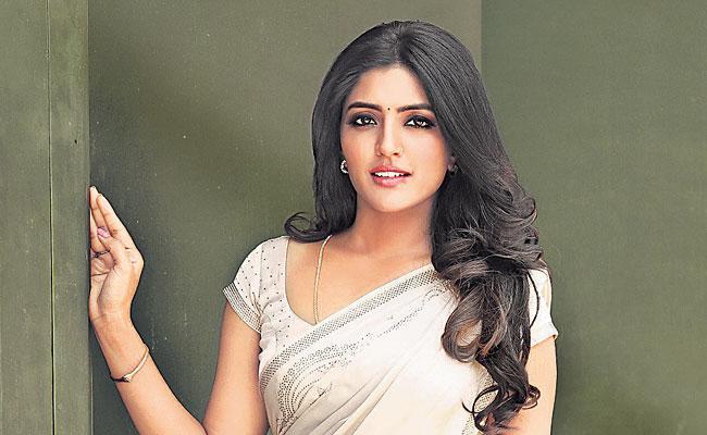 Eesha Rebba Next Movie With Megastar Chiranjeevi - Sakshi