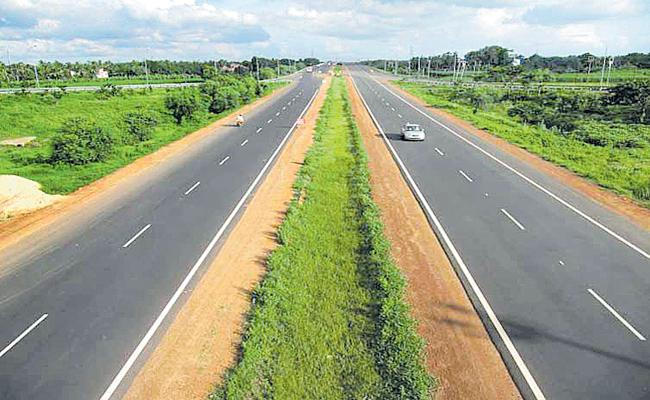 Check to Road accidents with demo corridors - Sakshi